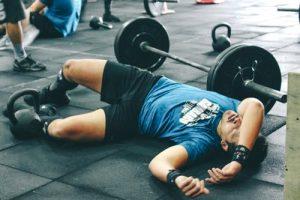 wan in a gym