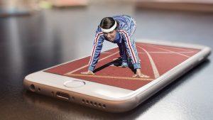 a workout app
