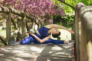 a personal yoga coach