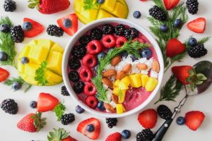 tips to stay healthy with a good diet