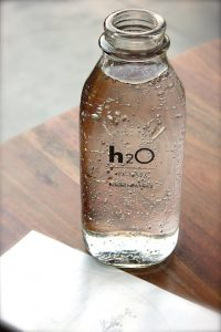 bottle of water a day to stay healthy