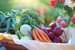 vegetables as a part of healthy tips for kids