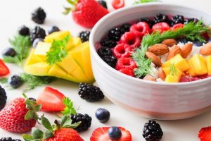 healthy diet for kids is as important as exercises