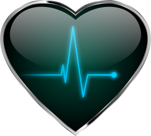 heart as representation of Low impact cardio workout