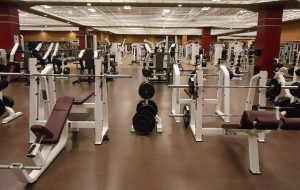 gym to become a personal trainer in UAE