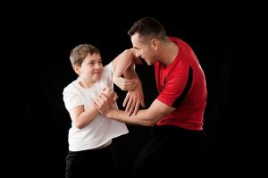 martial arts are kid-friendly exercises