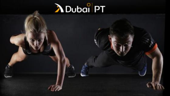 best fitness trainers Dubai