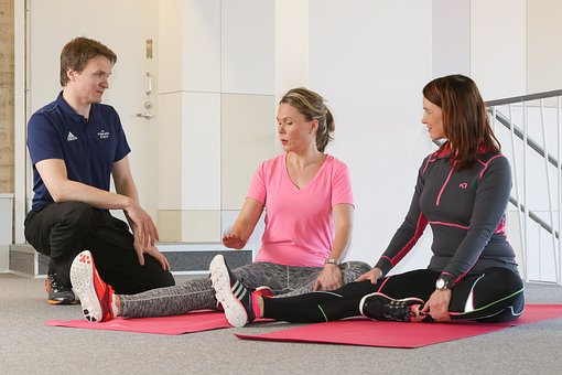 how to improve your workouts? talk to a professional trainer