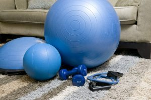 Fitness equipment to buy after learning how much exercise per day to lose weight.