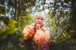 hiking as exercise for seniors