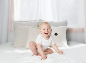 infant exercises for better balance