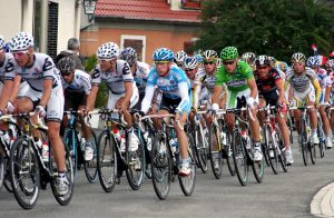 Tour De France -among top international sporting events