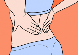Back problems are an increasing trend