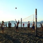 there are numerous benefits of beach volleyball