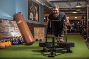 A place for CrossFit training in Dubai can be easily found