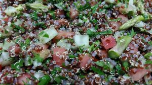 tabbouleh middle eastern food