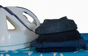 Folded clothes how to start your day