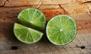 Lemons and limes are rich with vitamin C!