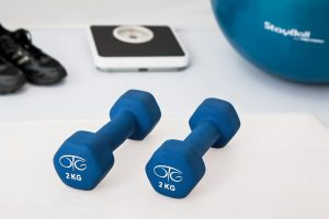 weights and equipment