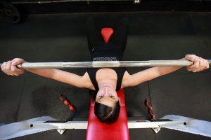 Women lifting