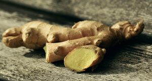 Ginger - among 10 metabolism-boosting foods