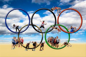 olympic sign