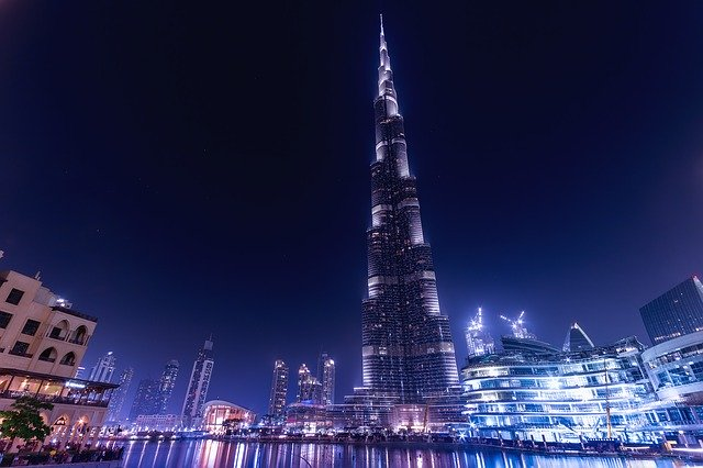 Burj Khalifa - the top events and festivals in Dubai