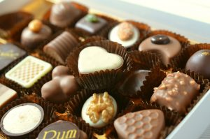 Candy in a box - the reason why you might be gaining weight while exercising.