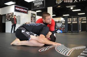 Wrestling vs Grappling - in traning