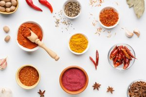 Spices - the answer to your how to gain weight question.