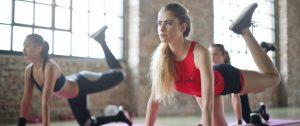 Gym -detox exercise plan
