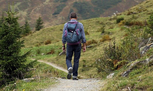 walking can be a great exercise to build immunity