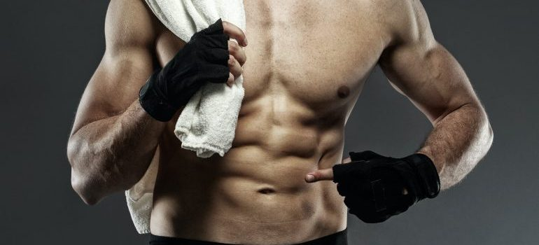 one of male fitness trainers