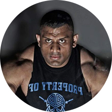 Bhupesh Kamble - trainer profile image
