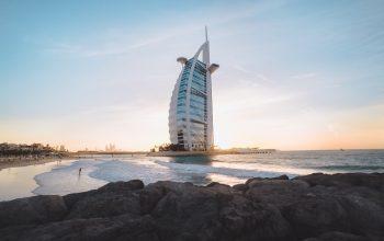 Dubai sea view