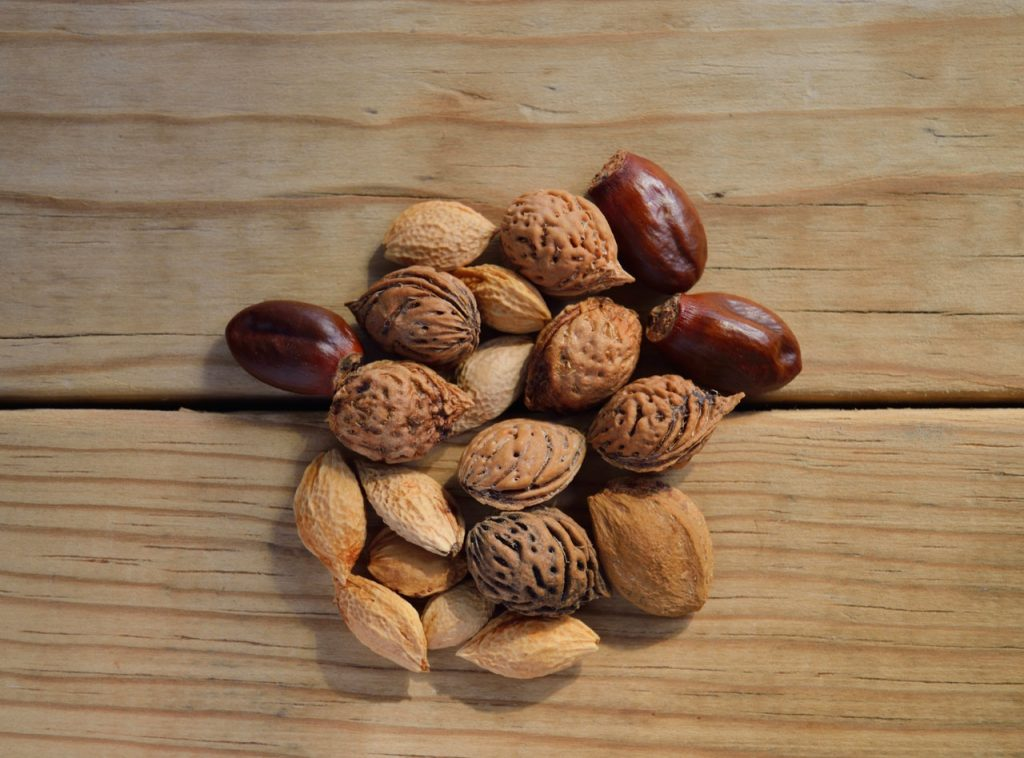 if you want to know what to eat for better sleep, have some chestnuts, walnuts, and almonds