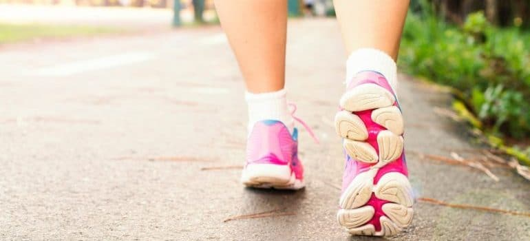 Brisk walking, can be ideal way to boost your immune system
