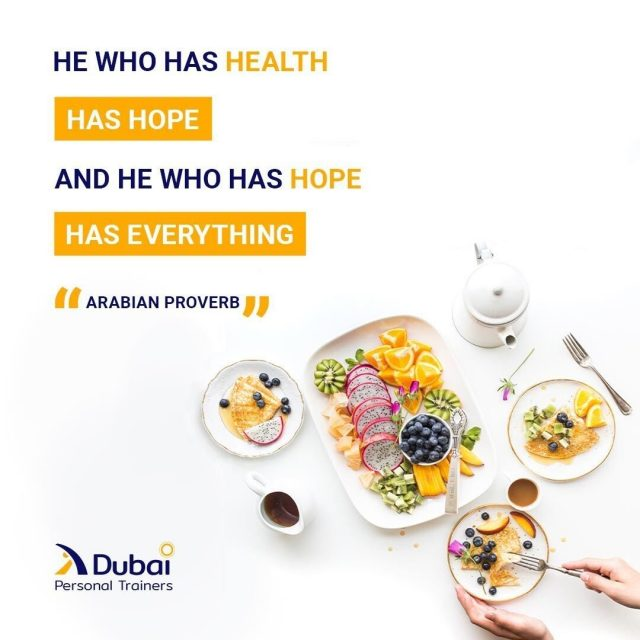 Making sure you eat healthy as much as possible will help your body look great and you will feel amazing as well. There is nothing for you to worry about if you take our advice on this. DUBAIPT.COM is here for you.⁣ ⁣ #dubaihealthyfood #dubaihealthmovement #dubaihealthy