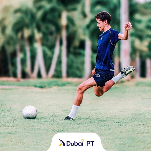 If you like football, and you play it on a regular base, you can be sure that your health will improve in time, and you will have fun at the same time. This is why football is a great sport for you and your friends. DUBAIPT.COM is here to help you do it right.⁣ ⁣ #dxblife #mydxb #dxbliving #dxblifestyle #football #dubaifootball #footballdubai