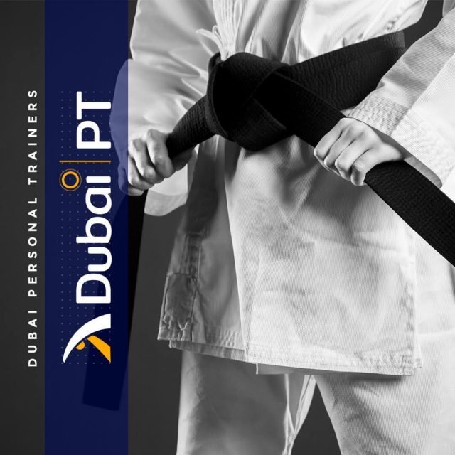 Karate will make your body strong and your mind thinking, so it is one of the best sports you can engage with. You will love it with us here at DUBAIPT.COM.⁣ ⁣ #dxbliving #dxblifestyle #karate #karatetrainer #karatedubai