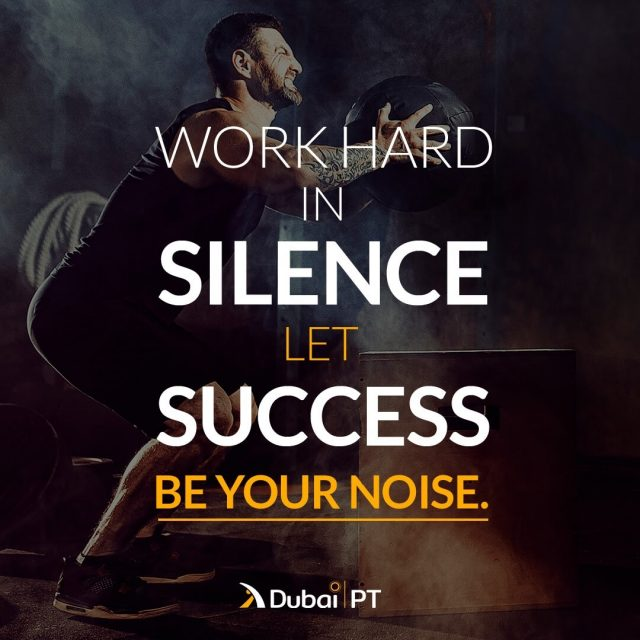 Working hard will give you the results you are after, one way or another. This is why you should make sure you never give up. DUBAIPT.COM is here to help you reach your goal as soon as possible.  #dubaistyle #dxblife #mydxb #dxbliving #dxblifestyle #exercisemotivationquotes #workoutmotivationquotes #workoutmotivation