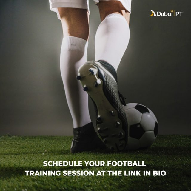 If you want to make sure you are as fast as you can be and capable of critical thinking and decision-making in sports, football is a great choice for you! We have great trainers at your disposal. Follow the link in bio, and you will love the change you see in your game. Contact us!⁣ ⁣ #dubaistyle #dxblife #mydxb #football #dubaifootball #footballdubai