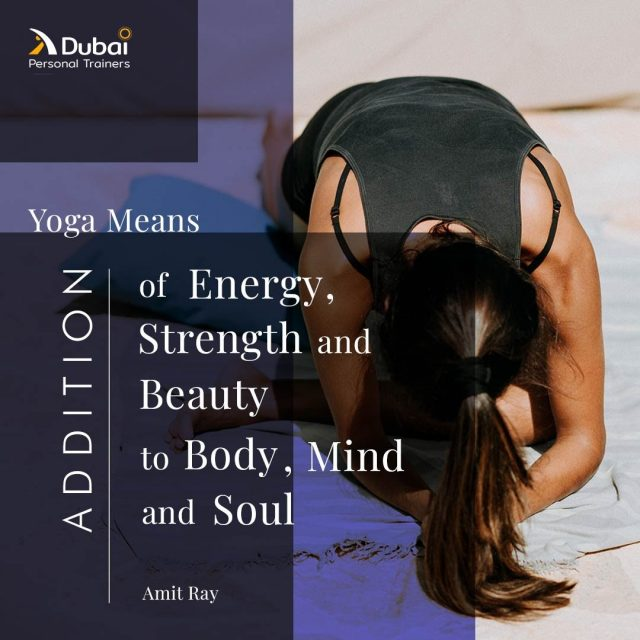 Taking care of your body alone is never the right answer. You need to help your mind feel at ease as well. So, contact us here at DubaiPT, and we will connect you with a great Yoga instructor! Follow the link in bio and we will make sure you get everything you need!⁣ ⁣ #mydubai #dubaistyle #dxblife #dubaiyogamovement #dubaiyogainstructor #dubaiyogalifestyle #dubaiyogastyle #dubaiyogatraining