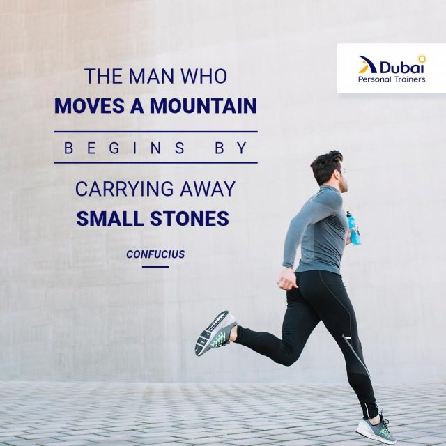 Every endeavor, big or small, needs to be supported with proper motivation. Our premium personal trainers are here to help you every step of the way.⁣ Follow the link in bio and get on the road to achievement today!⁣ ⁣ #dubaipersonaltrainers #dubaipt #motivation #running