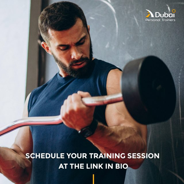 Get the body you always dreamed of with the help of our weightlifting training program. Follow the link in bio to schedule your first complimentary training session.⁣ ⁣ #weightlifting #weightliftingtrainingprogram #dubaipt #dubaipersonaltrainers #personaltraining