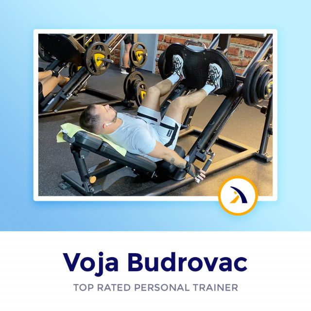 Voja is a Top class certified Level 3 personal trainer and nutrition expert with 10+ years of experience in weight-loss, muscle gain, toning, and motivation. Focusing on personalized, customized diet plans and training sessions, Voja can help you achieve your goals in no time. Follow the link in bio and schedule your training session today.⁣ ⁣ #dubaipt #dubaipersonaltrainers #personaltrainers #premiumtrainers