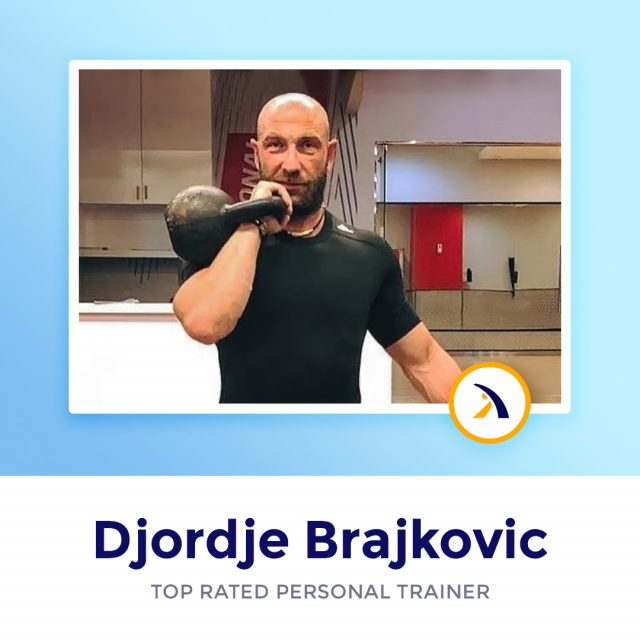 Djordje is an internationally certified personal trainer specialized in weight lifting & cardio training. Schedule your first complimentary training session with Djordje by following the link in bio.⁣ ⁣ #dubaipt #dubaipersonaltrainers #personaltrainers #premiumtrainers