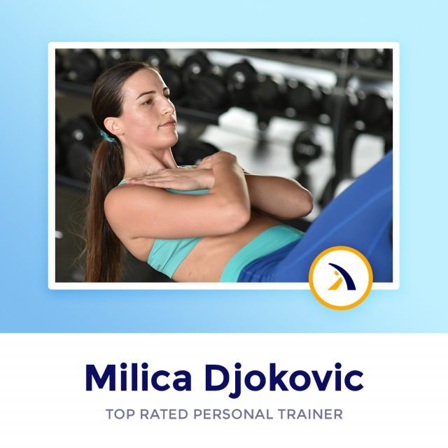 Milica is a well-rounded and qualified personal trainer with 5 years of experience in the fitness industry. Whether you are looking for personal sessions outdoor, at your residential gym, or at your home, Milica has got you covered. Check out the link in our bio and schedule your first training session with Milica today.⁣ ⁣ #dubaipt #dubaipersonaltrainers #premiumtrainers #personaltrainers