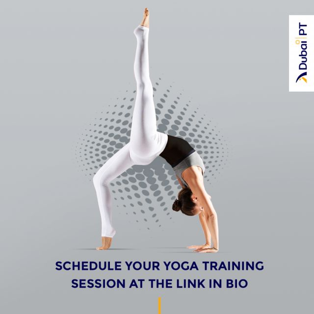 Did you know that practicing yoga for 12 minutes every other day can seriously improve your bone health?⁣ Schedule your first yoga training session with one of our personal trainers and enjoy its benefits today.⁣ ⁣ #yoga #yogabenefits #yogatrainingsessions #dubaipt #dubaipersonaltrainers