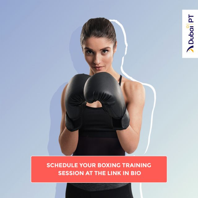 Oher than many physical benefits, Boxing is also an amazing way to improve your self-confidence. Reach out to one of our personal trainers by following the link in our bio and start your Boxing training sessions today.  #boxing #boxingtrainingsessions #fitness #dubaipt #dubaipersonaltrainers